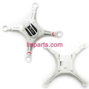 Cheerson CX-20 quadcopter Spare Parts: body shell cover set