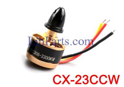 Cheerson CX-23 Cheer GPS Drone Spare Parts: Brushless motor(anti-clockwise)