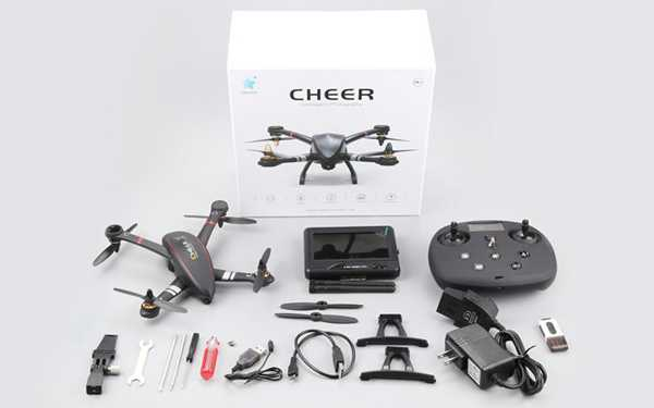 Cheerson CX-23 CX23 Brushless 5.8G FPV With 1080P Camera OSD GPS RC Drone Quadcopter RTF