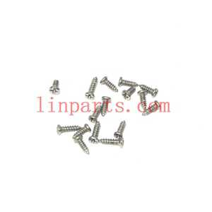 Cheerson CX-30 CX-30C CX-30W CX-30W-TW CX-30S RC Quadcopter Spare Parts: screws pack set