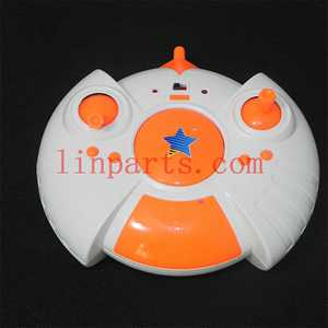 Cheerson CX-30 CX-30C CX-30W CX-30W-TW CX-30S RC Quadcopter Spare Parts: Remote Control/Transmitte[CX-30 CX-30C][Orange]