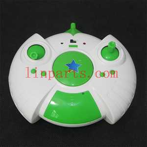 Cheerson CX-30 CX-30C CX-30W CX-30W-TW CX-30S RC Quadcopter Spare Parts: Remote Control/Transmitte[CX-30 CX-30C][Green]