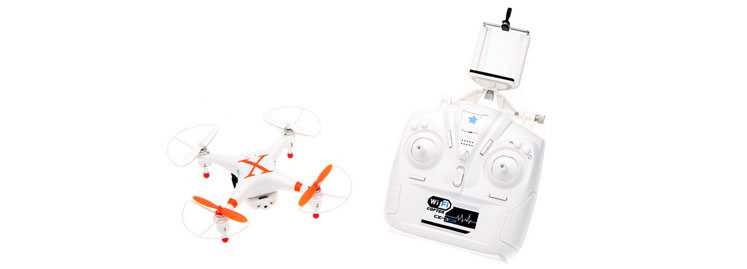 Cheerson CX-30W RC Quadcopter