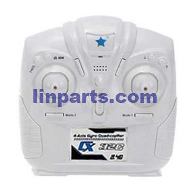 Cheerson CX-32C RC Quadcopter Spare Parts: Remote Control/Transmitte CX-32C[White]
