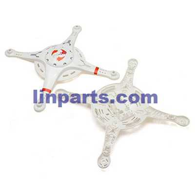 Cheerson CX-32 CX-32C CX-32W CX-32S RC Quadcopter Spare Parts: Upper Head set+Lower boar[White]