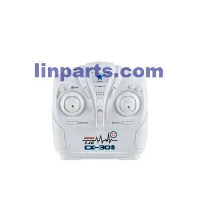 Cheerson CX-32S RC Quadcopter Spare Parts: Remote Control/Transmitte [White]