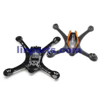 Cheerson CX-35 RC Quadcopter Spare Parts: Body shell cover set [black + orange]