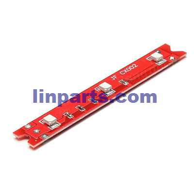 Cheerson CX-35 RC Quadcopter Spare Parts: Red LED Light Board