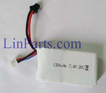 Cheerson CX-35 RC Quadcopter Spare Parts: Battery 7.4v 1300MAh 【New version】