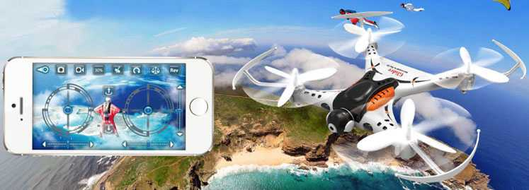 Cheerson CX-36 WIFI RC Dlider Aircraft