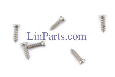 Cheerson CX-37-TX RC Quadcopter Spare Parts: Screw pack