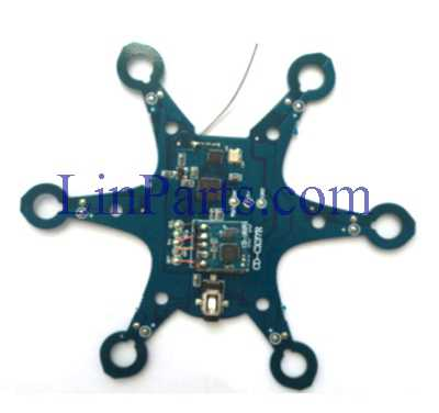 Cheerson CX-37-TX RC Quadcopter Spare Parts: PCB/Controller Equipement