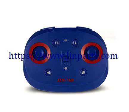 Cheerson CX-40 RC Quadcopter Spare Parts: Remote Control/Transmitter[Blue]