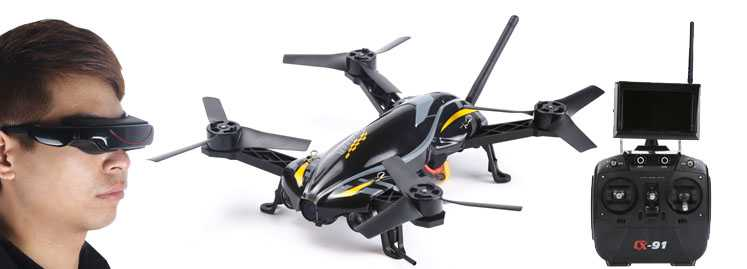 Cheerson CX-91 RC Quadcopter