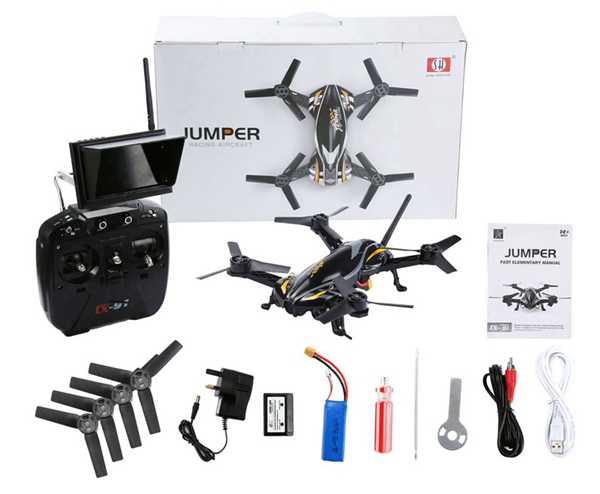 Cheerson CX-91 CX-91A CX-91B CX-91E JUMPER High Speed RC Quadcopter