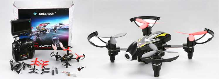 Cheerson CX-93S THORN JUMP RC Quadcopter