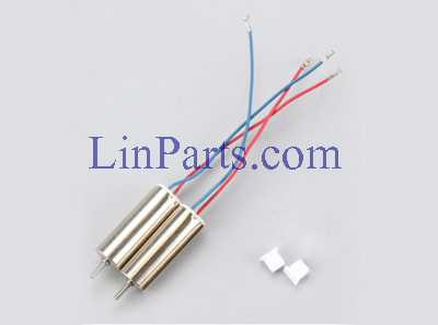 Cheerson CX-95 W RC Quadcopter Spare Parts: Main motor (Red/Blue wire) 1pcs+Terminals 1pcs