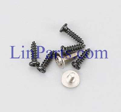 Cheerson CX-95 W RC Quadcopter Spare Parts: Screw pack set