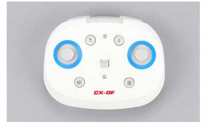 Cheerson CX-OF RC Quadcopter and Spare Parts: Remote Control/Transmitter
