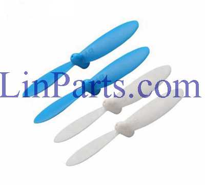 Cheerson CX-OF RC Quadcopter and Spare Parts: Blades (Blue/White)