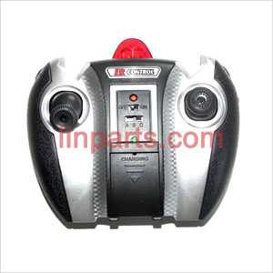 DFD F101/F101A/F101B Spare Parts: Remote Control\Transmitter