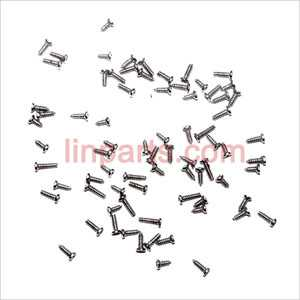 DFD F101/F101A/F101B Spare Parts: Screw pack