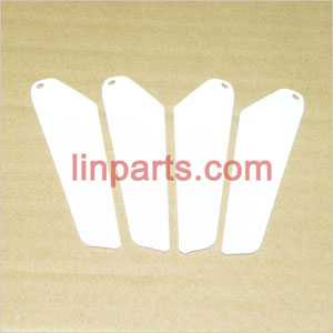 DFD F101/F101A/F101B Spare Parts: Main blades(white)