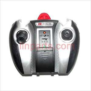 DFD F102 Spare Parts: Remote Control\Transmitter