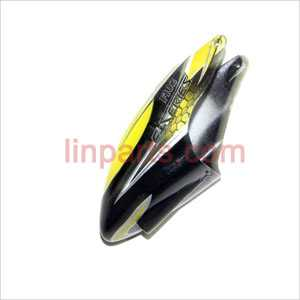 DFD F102 Spare Parts: Head cover\Canopy(black)