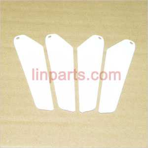 DFD F102 Spare Parts: Main blades(white)