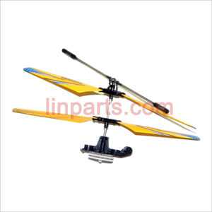 DFD F102 Spare Parts: Parts set(yellow)