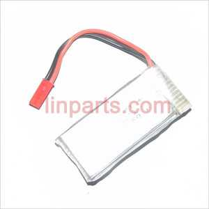 UDI RC U13 U13A Spare Parts: Battery(3.7V 800mAH)