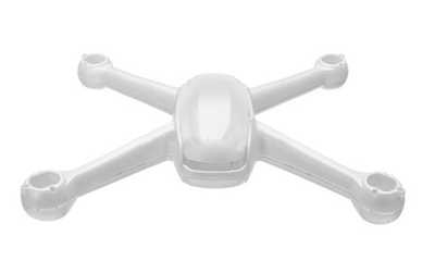 Nighthawk DM007 RC Quadcopter Spare Parts: Upper cover + Lower cover[White]