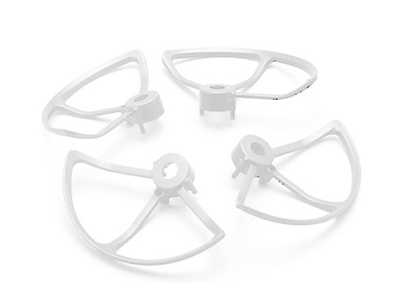 Nighthawk DM007 RC Quadcopter Spare Parts: Protection frame set[White]