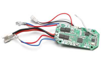Nighthawk DM007 RC Quadcopter Spare Parts: PCB/Controller Equipement
