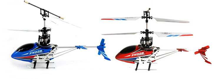 FX028 FX028B RC Helicopter