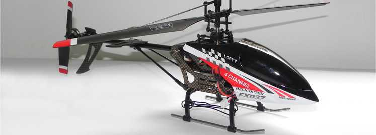 Fei Lun FX037 RC Helicopter