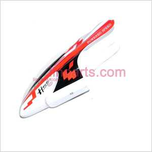 FXD A68690 Spare Parts: Head cover\Canopy(red Stiff dough)