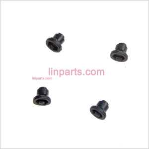 FXD A68690 Spare Parts: Fixed small rubber set of the main blade