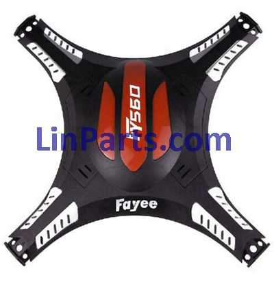 Fayee FY560 RC Quadcopter Spare Parts: Upper Head[Black]
