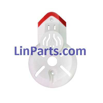 Fayee FY560 RC Quadcopter Spare Parts: Motor cover[Red White]