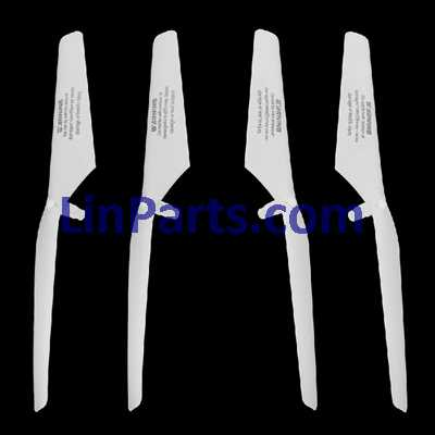 Fayee FY560 RC Quadcopter Spare Parts: Blades set[White]