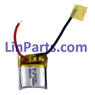 Fayee FY805 Mini Hexacopter Spare Parts: Battery [3.7V 150mAh]