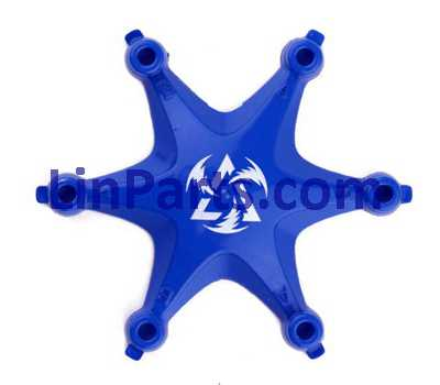 Fayee FY805 Mini Hexacopter Spare Parts: Upper Head[Blue]