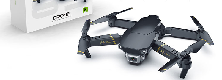 Global Drone GD89 RC Drone