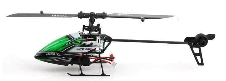 HiSky HCP100S RC Helicopter