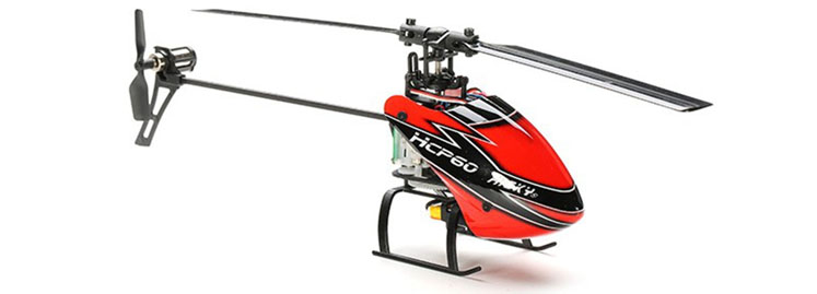 HiSky HCP60 RC Helicopter