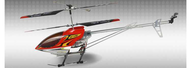 HCW8500 RC Helicopter