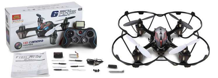 Holy Stone F180C Mini RC Quadcopter