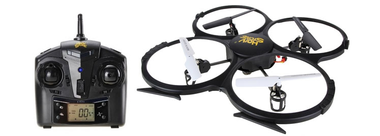 Holy Stone U818A HD+ RC Quadcopter